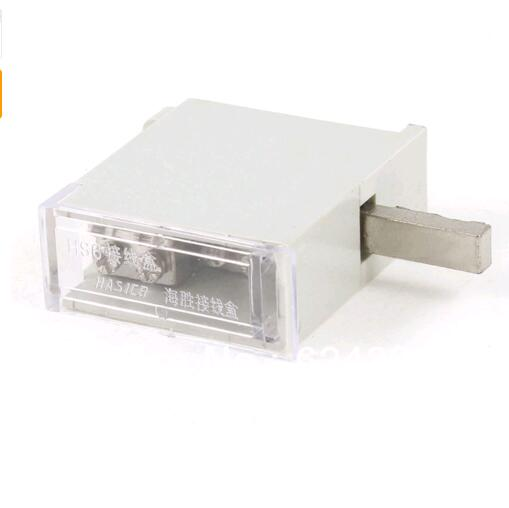 63a One 1 Inlet Four 4 Outlet Wire Contact Pin Type Terminal