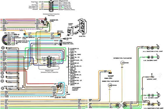 72 Midget Wiring Diagram