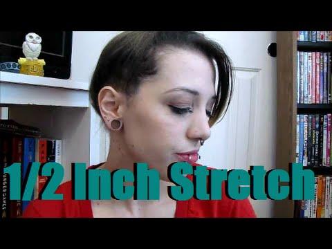 7 16 Inch To 1 2 Inch Ear Stretch