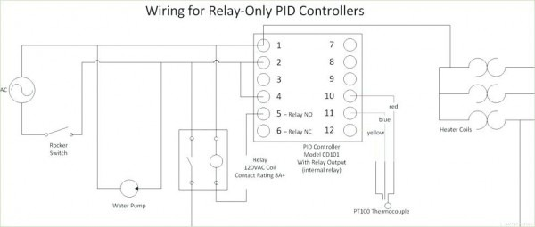 How To Wire A 8 Pin Relay