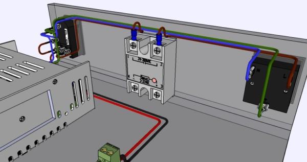 Ac Relay Wiring