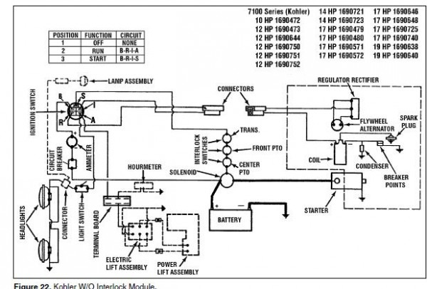 D17 Wiring Diagram  D17 Ingnition Switch Wiring Yesterday 39 S Tractors  D17 Iv Alternator