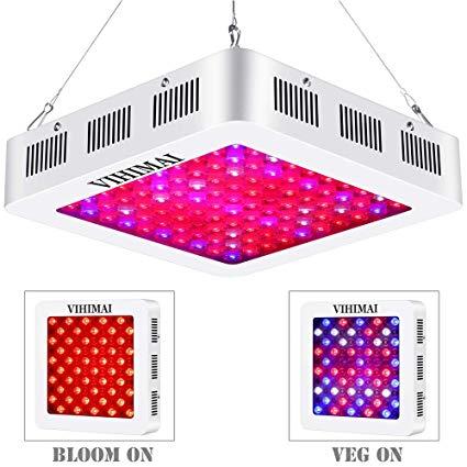 Amazon Com   Vihimai 1000w Led Plant Grow Lights Updated Reflector