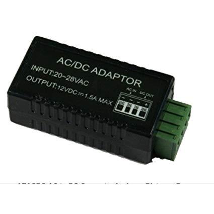 Amazon Com  Azco Azacdc 24vac To 24vdc Power Converter  Home Audio