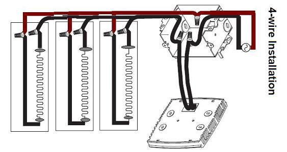 Baseboard Heat Wiring