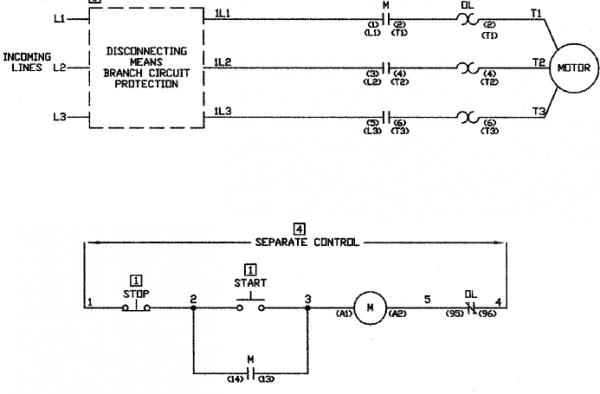 Boiler Emergency Stop Wiring Diagram