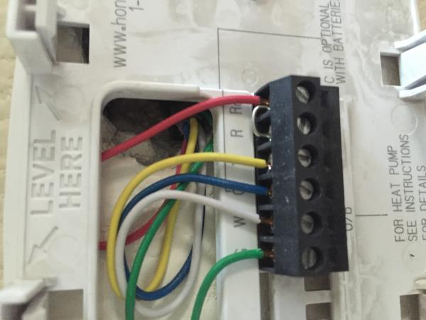 Bryant Thermostat Wiring