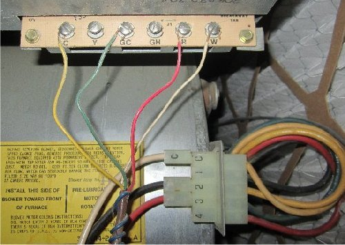 Carrier Furnace Wiring Diagrams