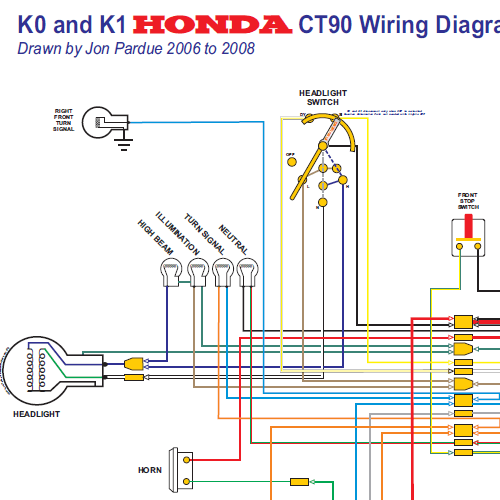 1981 Cb750 Wiring Diagram
