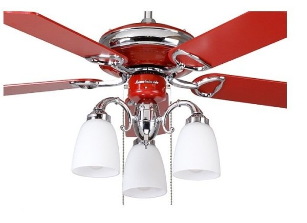 Ceiling  Glamorous White Ceiling Fan With Light And Remote  White