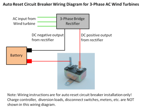 Circuit Breaker Wiring Diagram