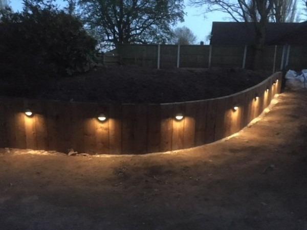 Deimos 12v Plug & Play Garden Lights