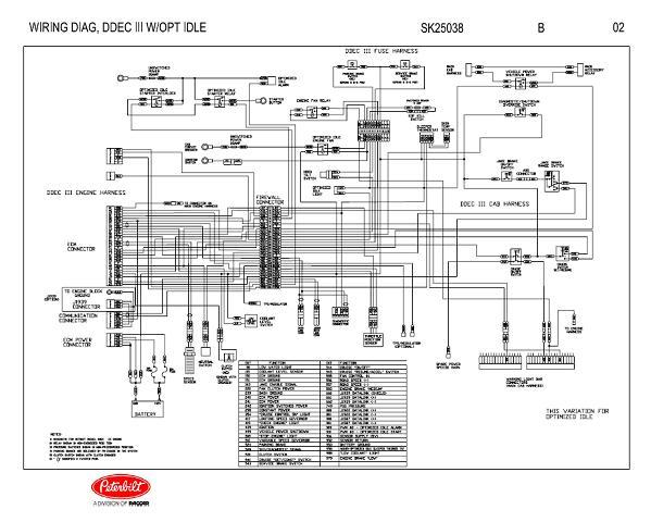 Detroit Wiring Schematic