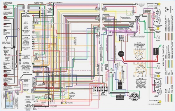 Dodge Satellite Wiring Diagram
