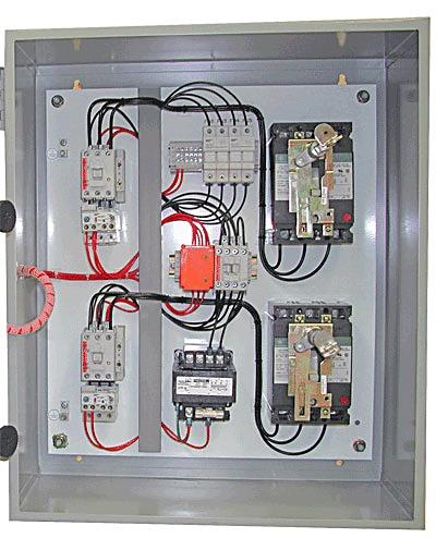 Duplex Pump Wiring