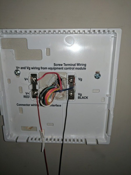 Ecobee3 With Carrier Wiring