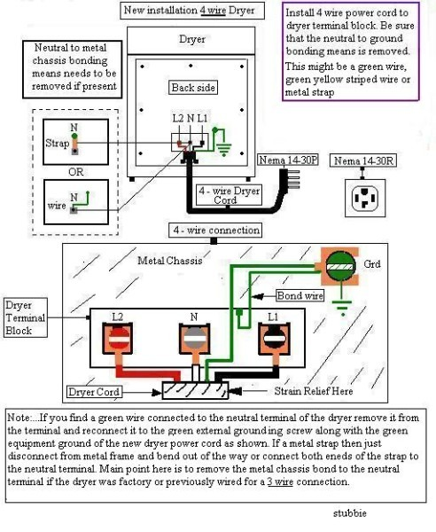 Electric Dryer Wiring Diagram Moreover Electric Dryer Wiring
