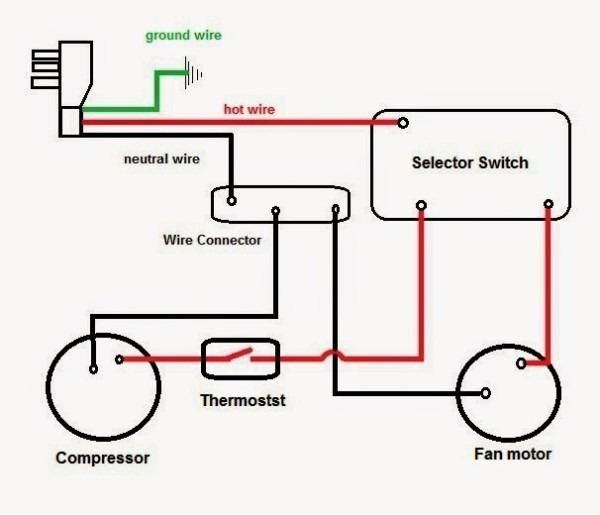 Ac Connection Diagram