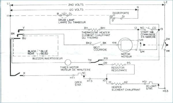 Frigidaire Dryer Wiring