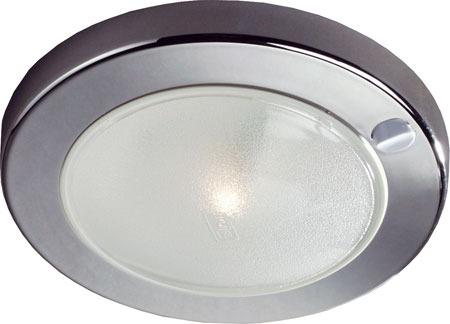 Frilight 8716 Saturn Surface Mount Ceiling Light With Switch, 12