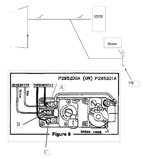 Gas Wall Heater Wiring Diagram