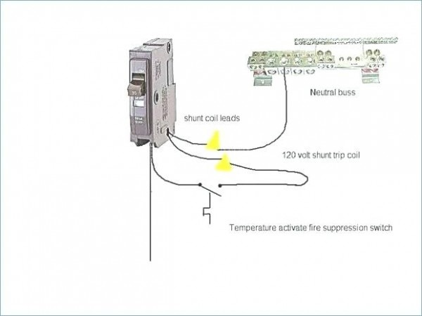 ge_shunt_trip_wire_diagram_2  Wire Thermostat Wiring Diagram Shunt Trip Breaker on