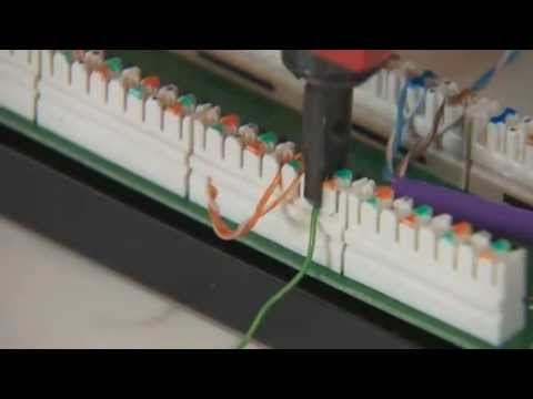 Gigaplus 24 Port Utp Patch Panel Installation