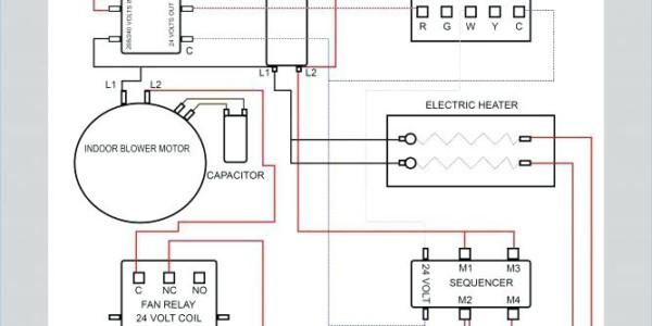 Goodman Furnace Installation Furnace Thermostat Wiring Diagram