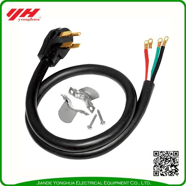 Guaranteed Quality Washing Machine Power Cord