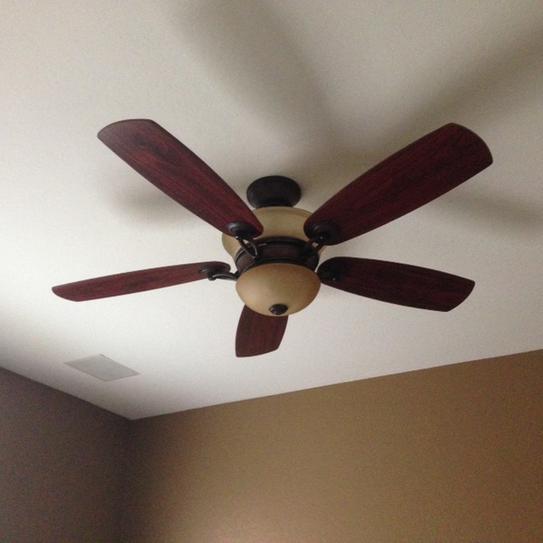 Hampton Bay Dual Ceiling Fan