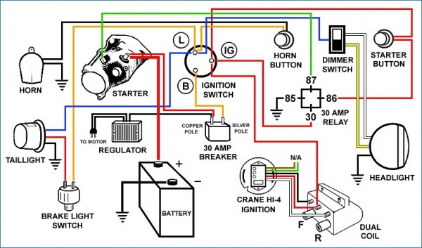 Hd Wiring Diagrams