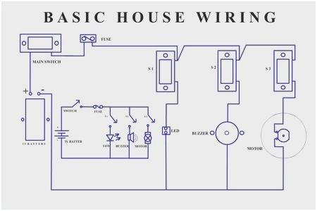 Home Wiring Diagram Pdf