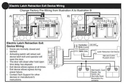 horton 7000 wiring diagram