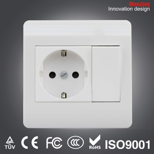Electrical Outlet Switch
