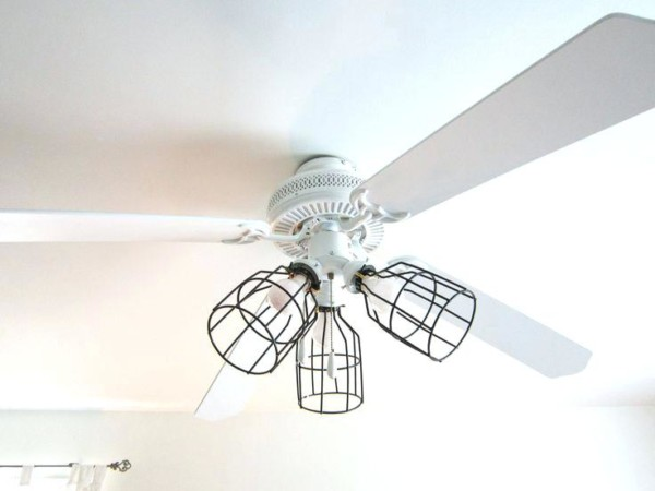 How To Change Out A Ceiling Fan Installing Light Fixture How To