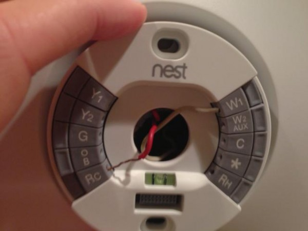 How To Install A 2nd Generation Nest Thermostat