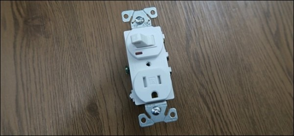 How To Replace A Light Switch With A Switch Outlet Combo