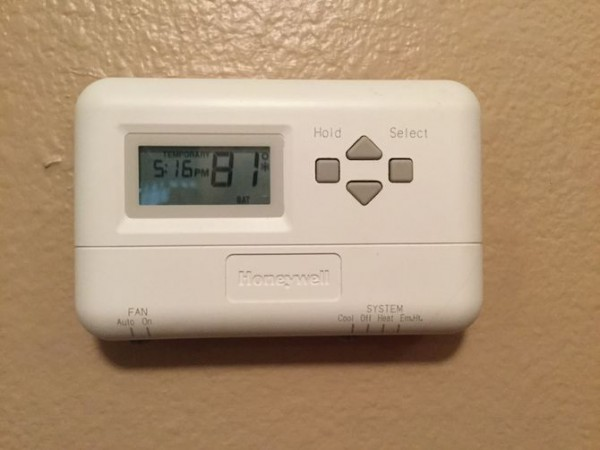 Honeywell Thermostat Older Models Pictures