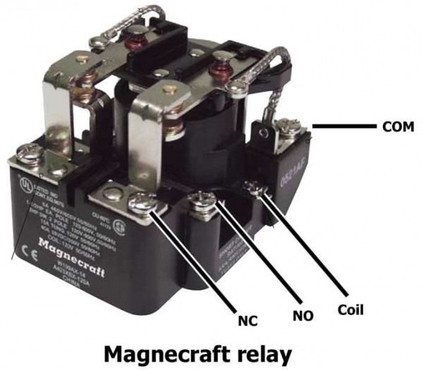 How To Wire Open Frame Relay