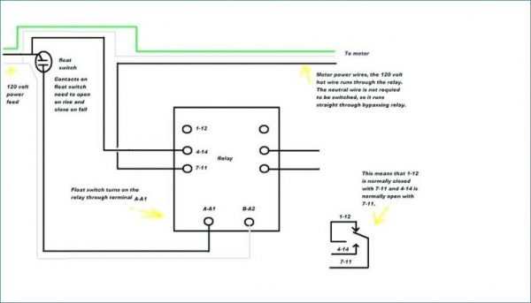 Ice Cube Relay 24 Volt Diagram