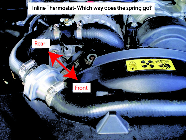 Inline Thermostat