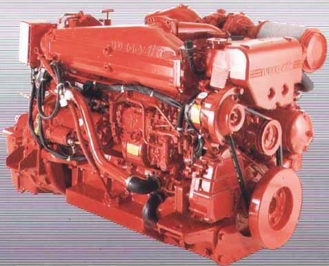 Iveco 8061 Srm33 Marine Engine Specs, Manual