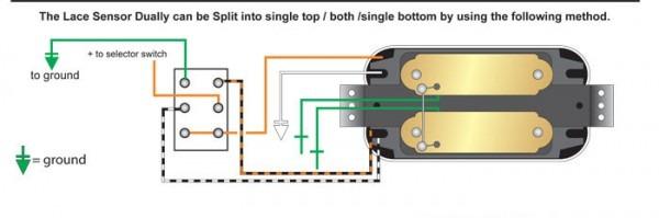 Lace Alumitone 3 Wire Diagram