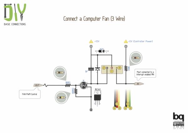 Laptop Fan Wire Diagram - Technical Diagrams on