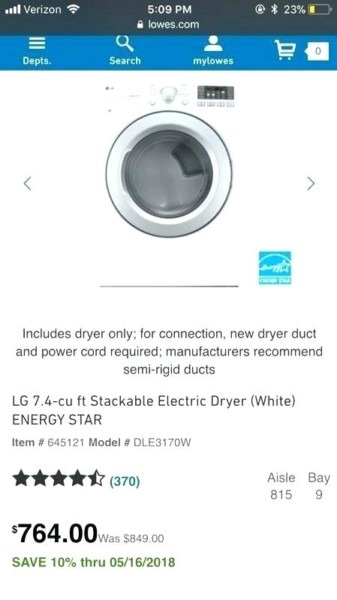 Lg Dryer Power Cord – Nedvizhimost Me