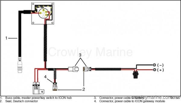 Marine Key Switch Wiring Diagram