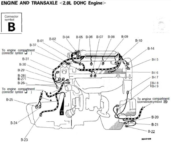 mitsubishi_diamante_alternator_wiring_3 Radio Wiring Diagram For Eclipse on gmc yukon transfer case, honda accord, jeep cherokee ignition, f150 radio, jeep cherokee starter, chevy tahoe, ford explorer, ford ranger, honda civic rev counter,