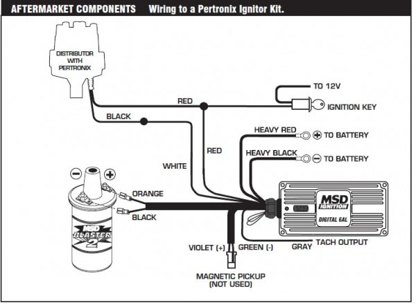 Msd 6012 Wiring Diagram