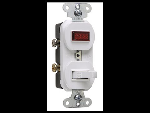 Pass & Seymour 692 Switch Pilot Light