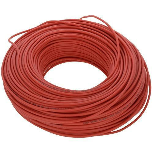 Red Anchor Flexible Electrical Wire, 240v